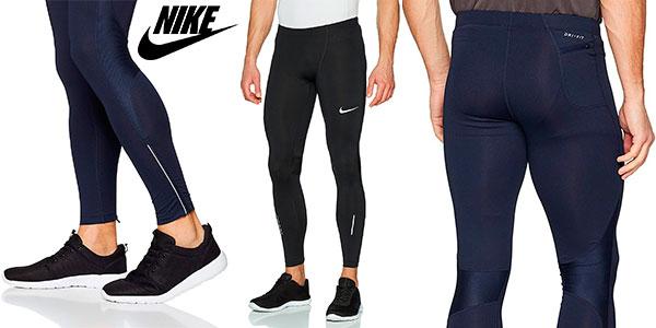 Mallaslargas de compresión Nike Power Runningpara hombre baratas