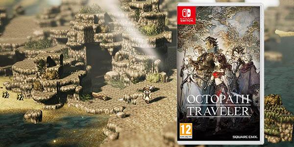 Octopath Traveler para Nintendo Switch
