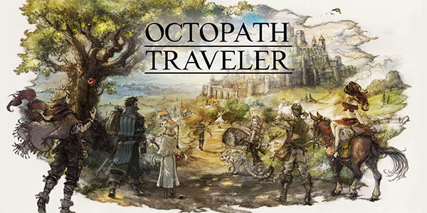 Octopath Traveler para Nintendo Switch barato