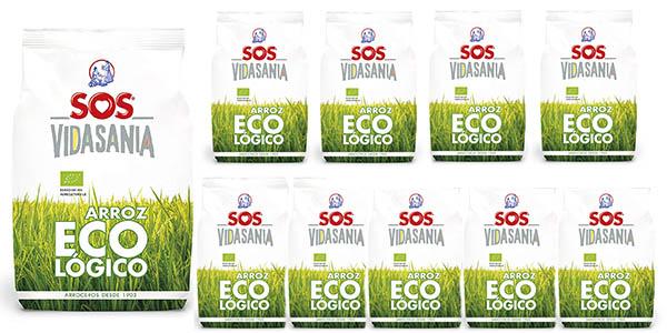 pack 10 paquetes arros SOS Ecológico barato