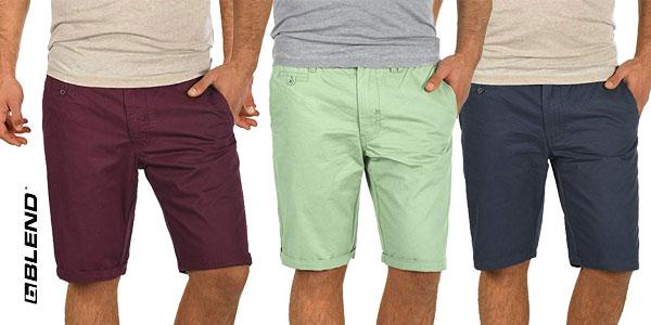 Pantalón corto chino Blend Sasuke en diferentes colores barato en Amazon