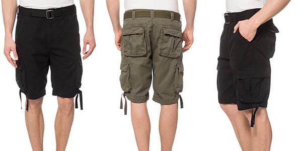 pantalones cargo Lower East baratos