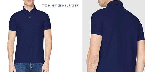 Polo Tommy HIlfiger Slim Polo para hombre barato en Amazon