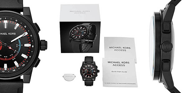 reloj de pulsera para hombre Michael Kors Access Grayson MKT4010 oferta