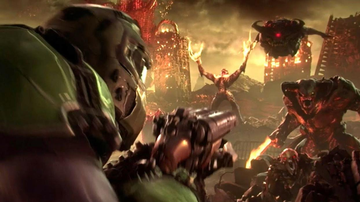 Reserva Doom Eternal para PS4, Xbox One y PC en oferta