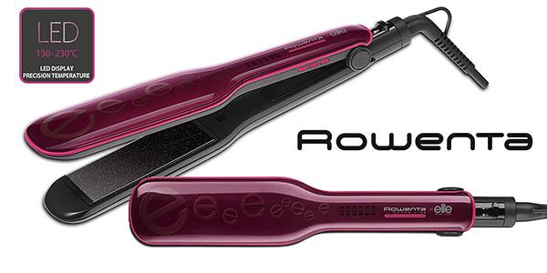 Rowenta Extra Liss SF4112 plancha de pelo barata