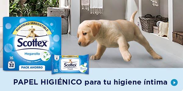 Scottex Fresh toallitas húmedas higiénicas pack ahorro