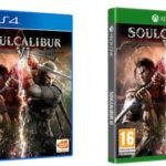 Reserva ahora SoulCalibur VI para PS4 y Xbox One barato en Amazon
