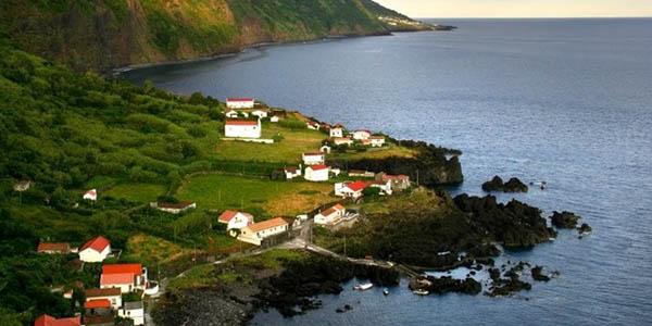 vacaciones baratas Islas Azores verano agosto 2018