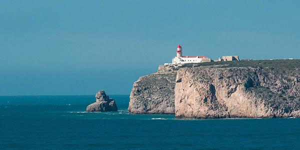 viaje a cabos y playas del Algarve Costa Vicentina Portugal coche de alquiler
