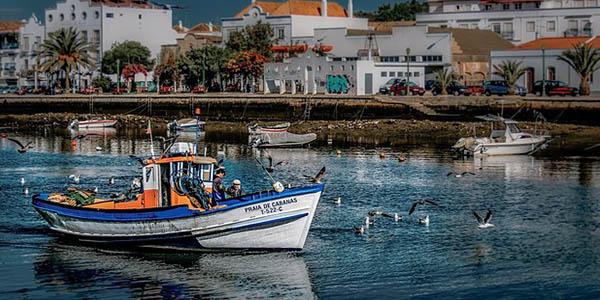 visitar el Algarve y pueblos costeros con presupuesto low cost