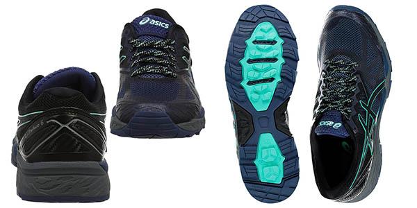 zapatillas Asics Gel Fujitrabuco para mujer oferta