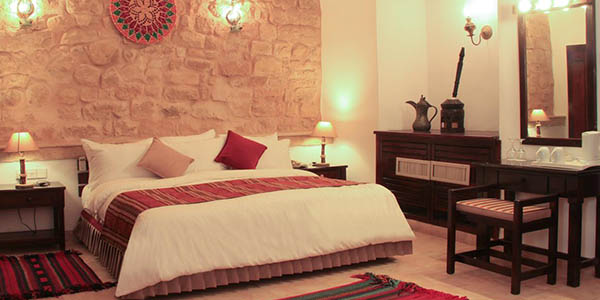 alojamiento barato para viaje a Jordania en Wadi Musa