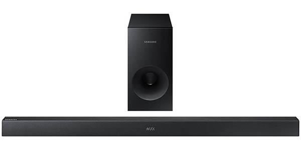 Barra de sonido Samsung HW-K360 2.1 de 130W barata