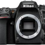 Cámara Réflex Nikon D7500