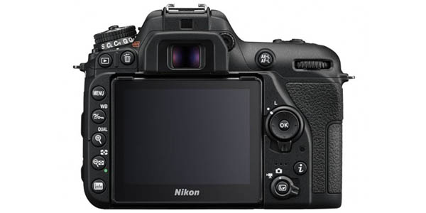 Cámara Réflex Nikon D7500 barata