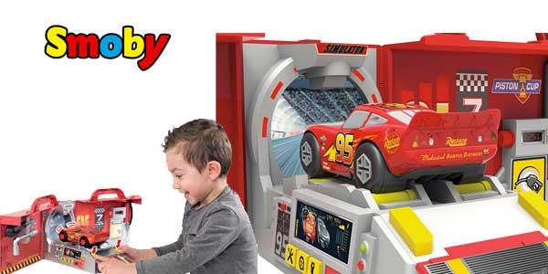 Cars 3 Mack Truck Simulator (Smoby 360146) chollo en Amazon