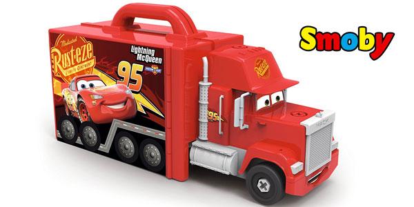 Cars 3 Mack Truck Simulator (Smoby 360146) chollazo en Amazon