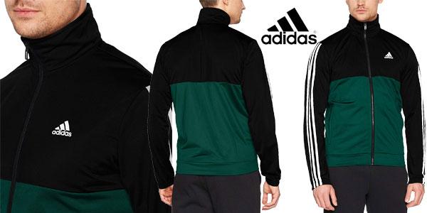 Chándal Adidas Back2Bas 3S TS para hombre chollazo en Amazon con cupón DEPORTES20