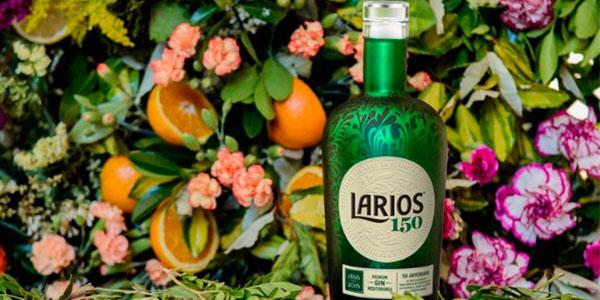 Chollo Botella de ginebra Larios 150 Aniversario (700 ml)