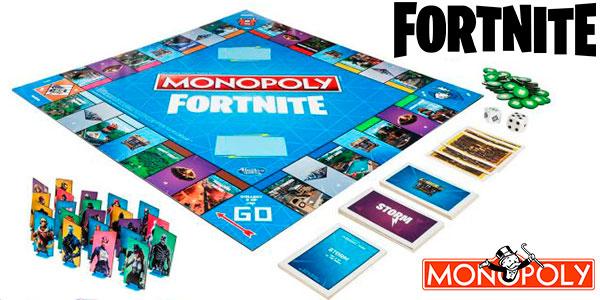 Chollo Monopoly Edición Fortnite