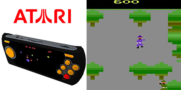 Consola retro portátil Atari Flashback con 60 juegos barata