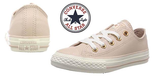 zapatillas infantiles Converse Ctas OX baratas
