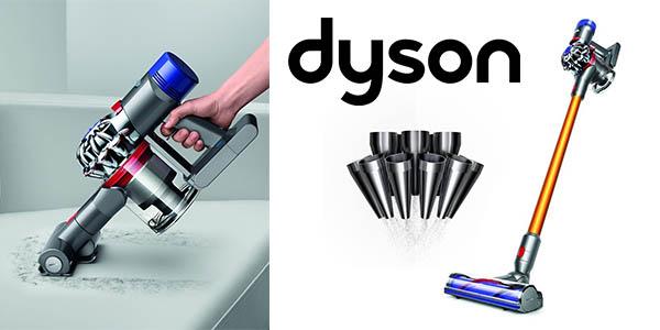 Dyson V8 aspirador sin cable potente barato