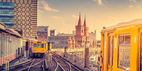 escapada a Berlín barata septiembre 2018