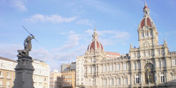 escapada a Galicia con entrada a Termaria Talaso oferta
