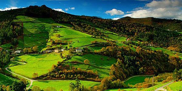 escapada en pareja barata Asturias