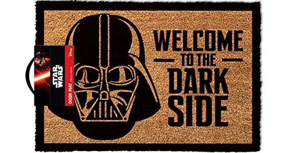 Chollo Felpudo Star Wars Dark Side