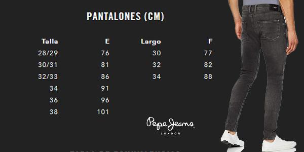 Chollazo Pantalones Vaqueros Pepe Jeans Fisbury Slim Para Hombre Por Solo 36 Con Envio Gratis 60 De Descuento