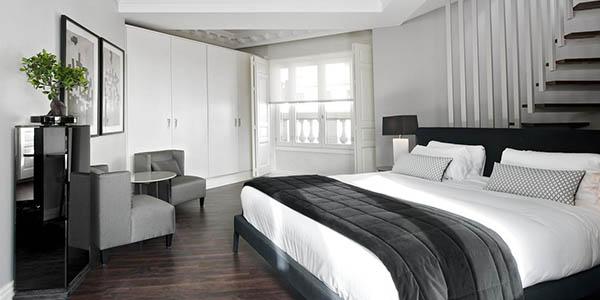 hoteles de diferente presupuesto en Madrid