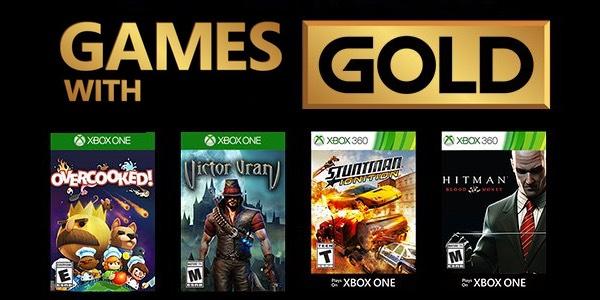 juegos gratis con Gold octubre 2018