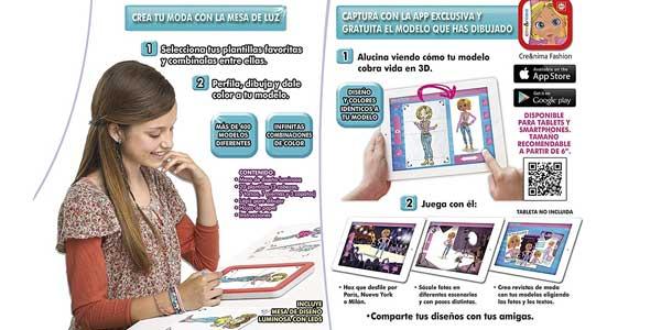 Juego creativo Fashion Creator 16149 de Educa Borrás chollo en Amazon