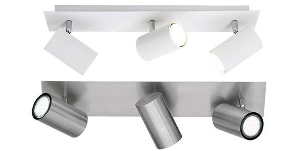 Lámpara de techo Trio con 3 focos barata