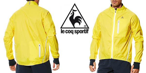 Le Coq Sportif cortavientos para hombre barato