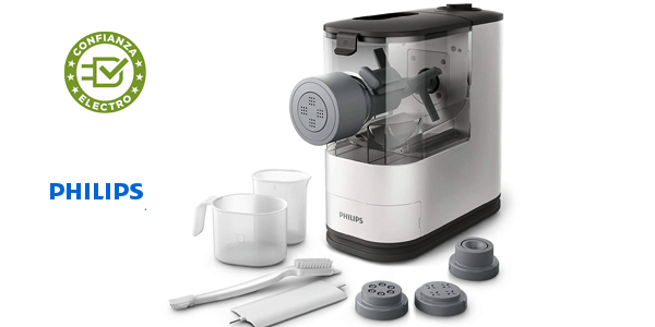 Máquina para hacer pasta Philips Viva Collection HR2333 blanco barata en Amazon