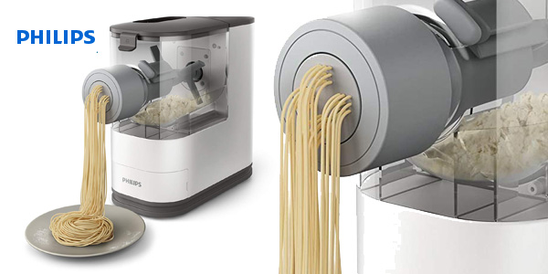 Máquina para hacer pasta Philips Viva Collection HR2333 blanco chollazo en Amazon
