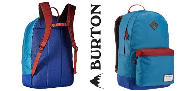 Mochila mediana Burton Kettle azul para mujer chollo en Amazon