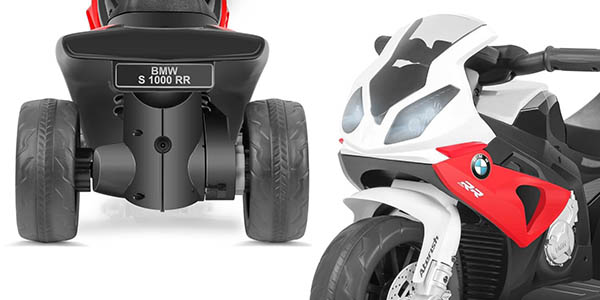 moto eléctrica para niñ@s BMW segura y estable oferta