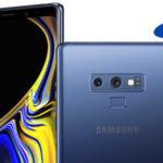 Samsung Galaxy Note 9 128 GB + 6 GB RAM color azul barato en AliExpress