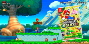 Resaerva New Super Mario Bros U Deluxe para Nintendo Switch barato