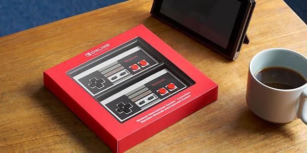 Mandos NES inalámbricos para Nintendo Switch
