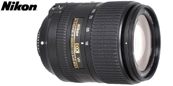 Objetivo AF-S DX NIKKOR 18-300mm barato en eBay