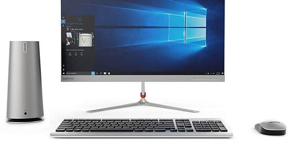 Lenovo Ideacentre 620S-03IKL con teclado y ratón inalámbrico