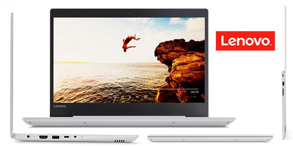 """Ordenador portátil Lenovo Ideapad 320S-14IKB de 14"""" Pentium 4415U con 4 GB de RAM y SSD 128 GB barato"""