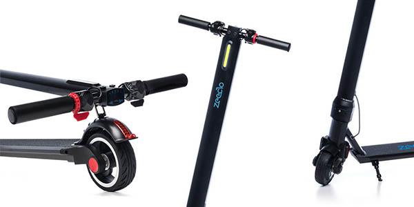 patinete eléctrico plegable Zeeclo P1 oferta