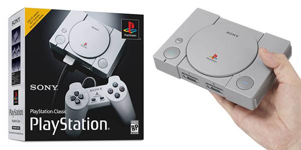 PlayStation Classic al mejor precio